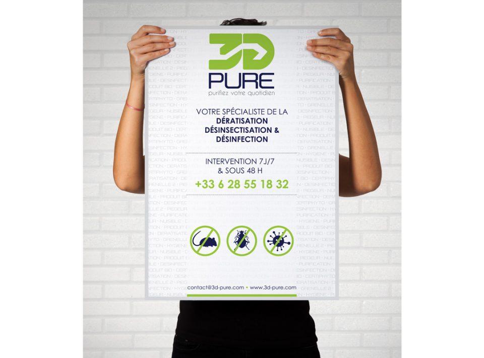 apikcrea-visu-3d-pure-poster